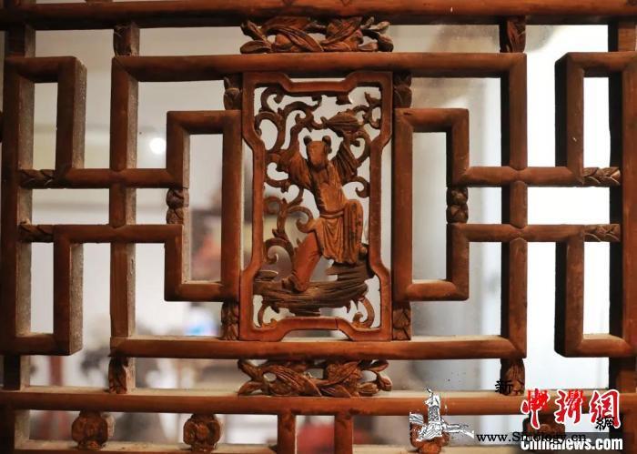 浙江台州朱金漆木雕收藏达人:藏红妆旧_台州-红妆-木雕-