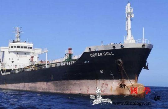 新加坡油轮疑非法停泊马来西亚槟城被扣_马来西亚-油轮-停泊-