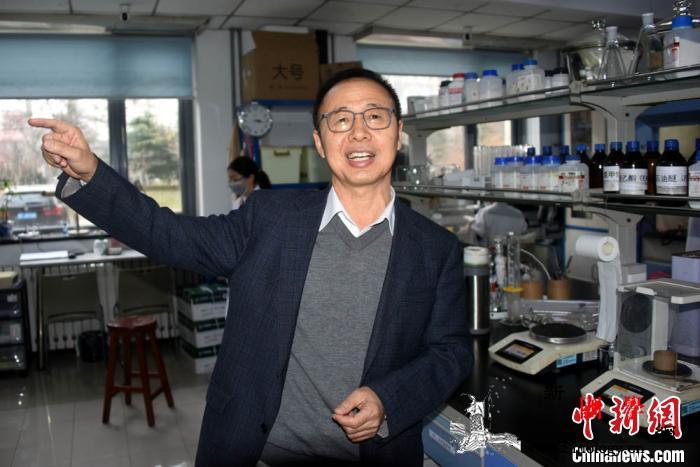 中国科学家创造出高效手性催化剂获广泛_催化剂-院士-科研成果-