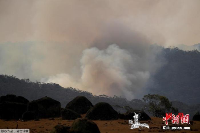 烟雾缭绕、火警频传……墨尔本空气质量_墨尔本-维多利亚-烟雾弥漫-