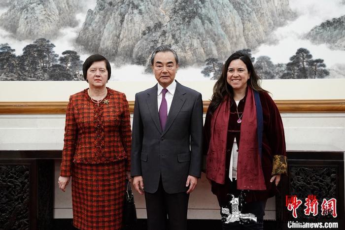 王毅会见联大安理会改革政府间谈判机制_联合国-联大-阿联酋-