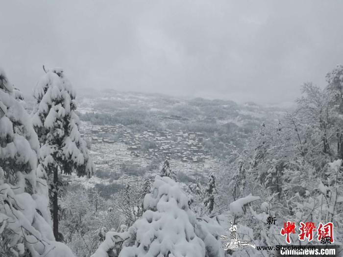 中国黄河以南地区春节将与雨雪相伴不利_等地-关中-雨夹雪-