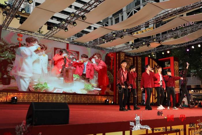 """2020泰国""""欢乐春节""""活动在曼谷隆_鄂托克旗-泰国-江西-暹罗-"""