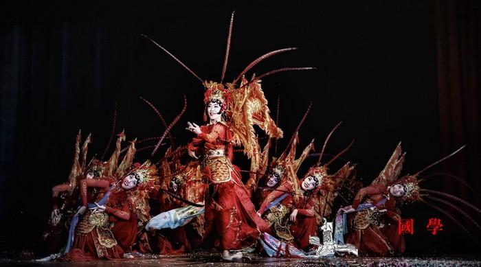 """中阿文化相辉映""""欢乐春节""""共情长_阿尔及尔-阿尔及利亚-蜀绣-文化部-"""