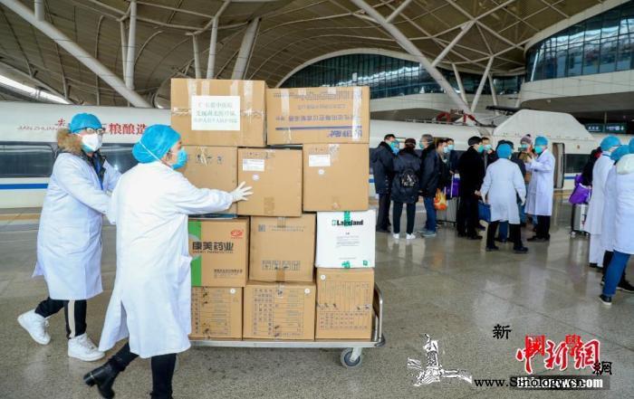 湖北省副省长:57支援鄂医疗队安排在_国家中医药管理局-医疗队-湖北省-