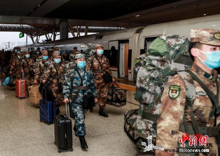 8310名医疗队员支援湖北全军集结1_火神-医疗队-医院-