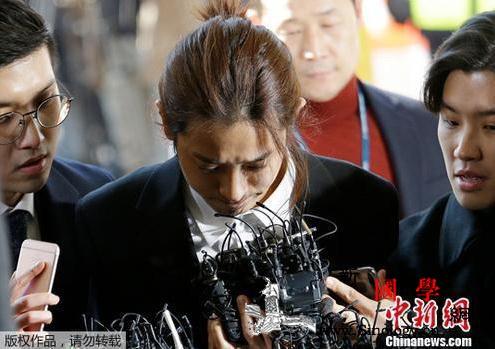 韩媒:涉嫌性暴力犯罪韩歌手郑俊英案二_画中画-韩国-审判-