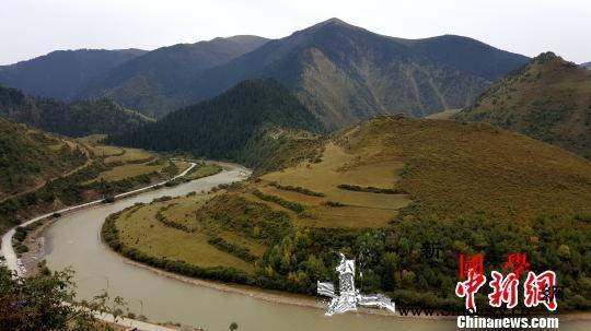 降水多气温高致黄河上游流量显著增加_青海省-黄河-青海-