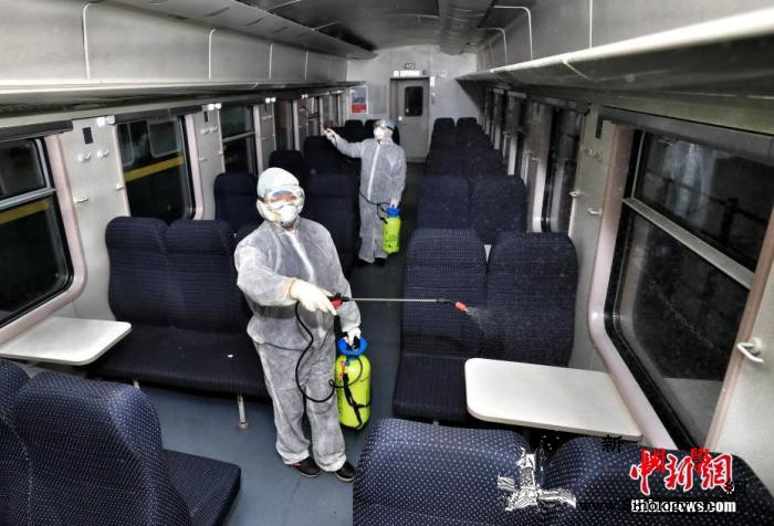 铁路部门:加强列车通风消dupois_送风-车组-通风-
