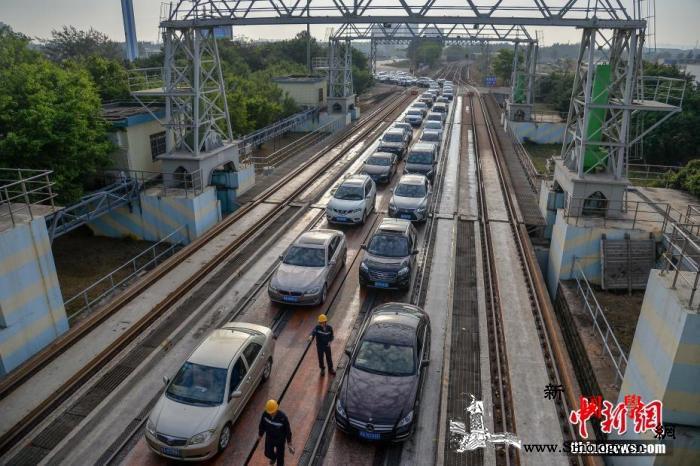韩媒:韩2019年汽车出口额达394_琼州海峡-轮渡-海南-