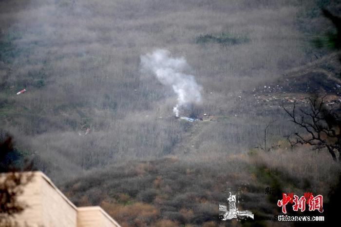科比坠机事故初步报告称未发现引擎故障_加利福尼亚州-直升机-科比-