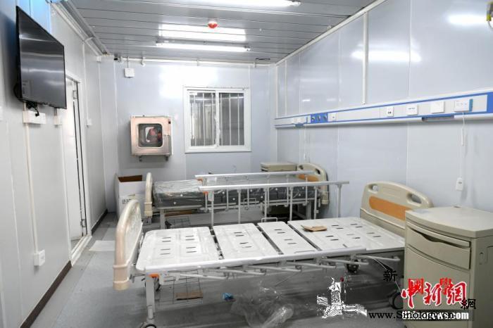 武汉雷神山医院正式启用收治新冠肺炎确_武汉-肺炎-冠状-