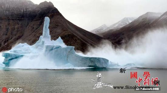 北极冰川融化改变洋流循环研究称西欧气_冰川-洋流-北极-
