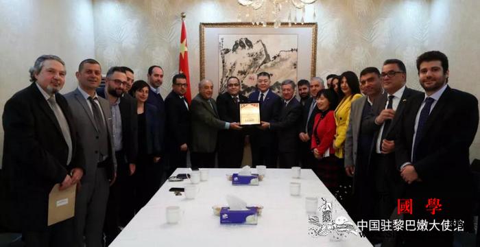 黎巴嫩工商界声援中国疫情防控工作_阿卜杜拉-黎巴嫩-疫情-工商界-