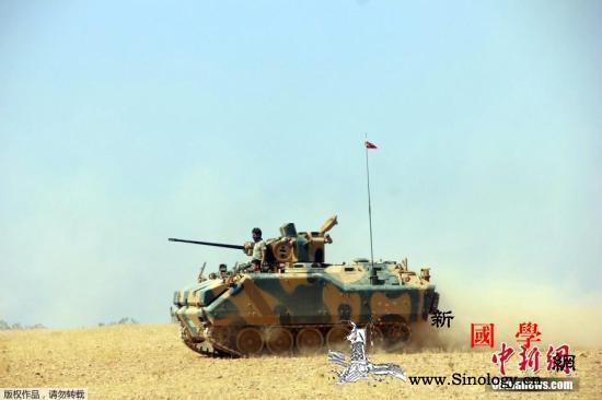 外媒:土耳其正向伊德利卜调运多发火箭_叙利亚-土耳其-政府军-