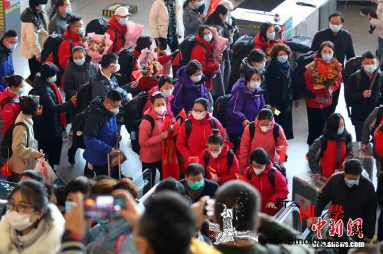 国家卫健委:19省份对口支援湖北16_湖北-武汉-救治-