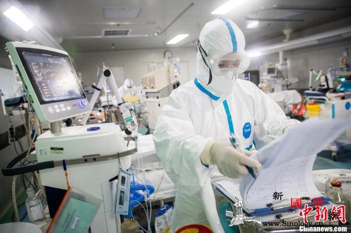 世卫组织:湖北确诊病例数上升不代表疫_例数-冠状-湖北省-