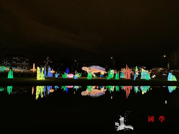 肯尼迪表演艺术中心举办中国文化周_肯尼迪-华盛顿-彩灯-举办-