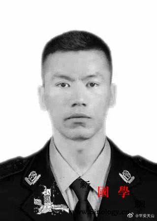 新疆25岁辅警倒在抗疫一线生前连续坚_伊犁-画中画-脑出血-