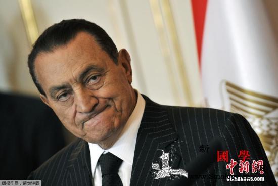 埃及前总统穆巴拉克去世多国政要及地区_巴勒斯坦-埃及-阿联酋-