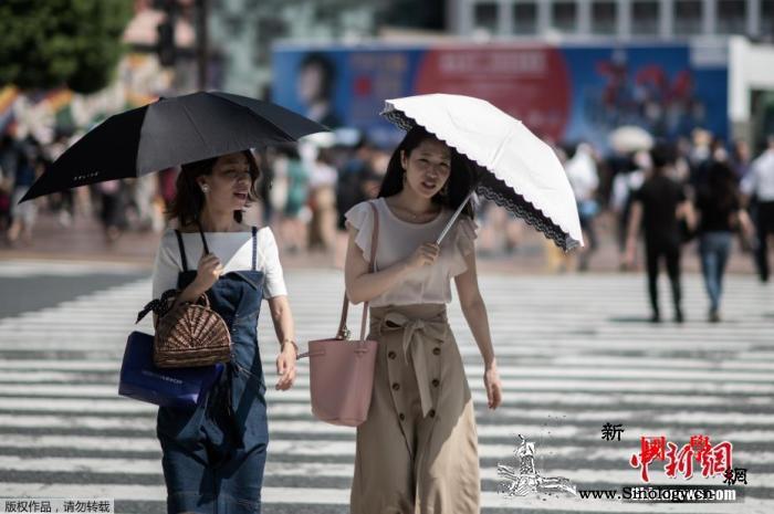 今夏奥运会天气如何?日本气象厅:或迎_东京-日本-冲绳-