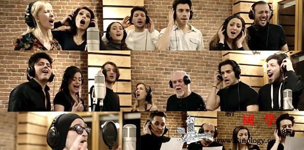 """40位法语音乐剧演员唱响""""与你同在""""_莫扎特-法语-与你-音乐剧-"""