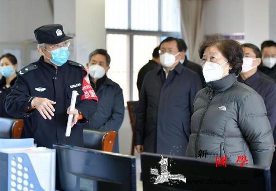 中央指导组现场指导督导监狱和社会福利_福利院-疫情-防控-