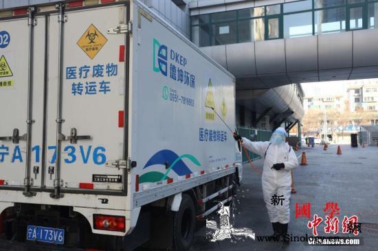 中国医疗废水处置平稳有序均严格消du_水源地-疫情-废物-