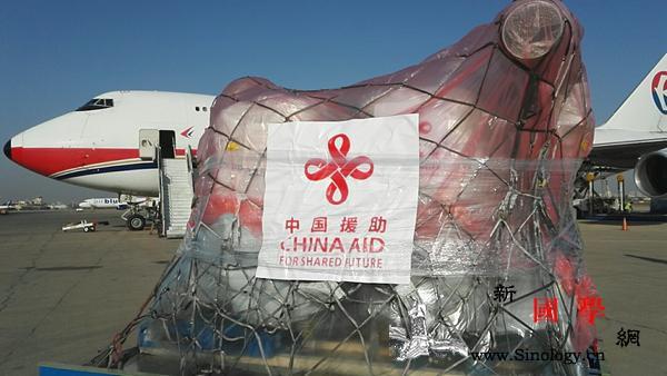 中国首批援助巴基斯坦蝗灾防控物资运抵_卡拉奇-巴基斯坦-蝗灾-