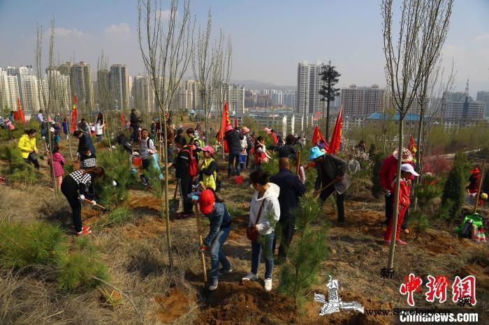 中国国家试点湟水规模化林场:到202_青海省-植树造林-林场-
