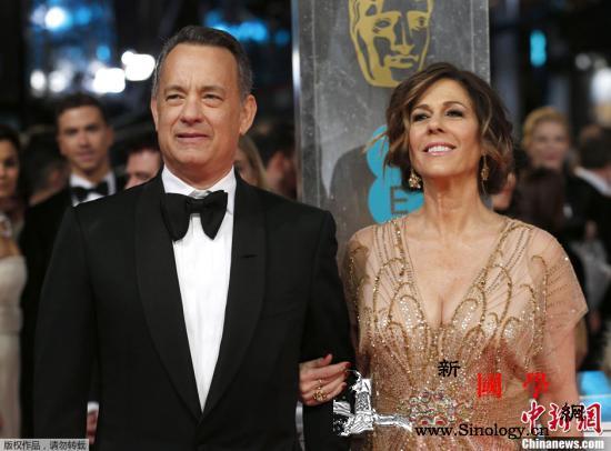 美国演员汤姆·汉克斯与妻子确诊新冠肺_汤姆-美国-威尔-