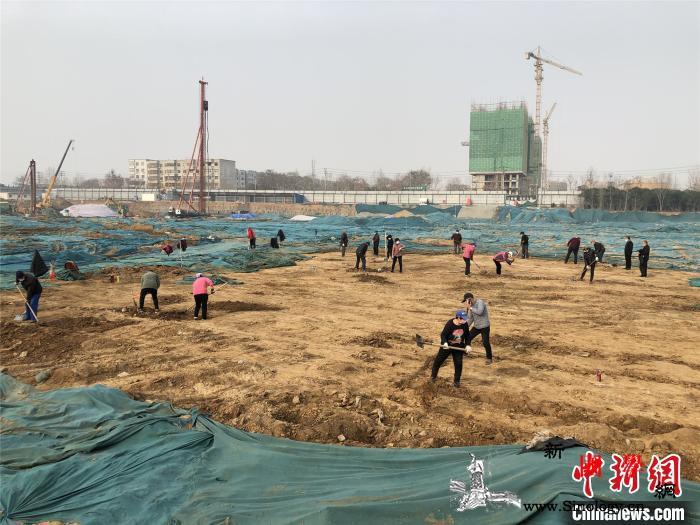 郑州五项考古发掘工作开工考古复工有序_郑州市-复工-考古-