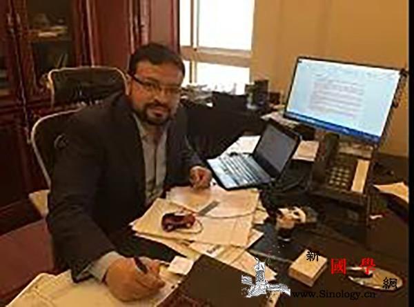 黎巴嫩数字未来出版公司总裁默罕默德&_汉学-黎巴嫩-疫情-国家-
