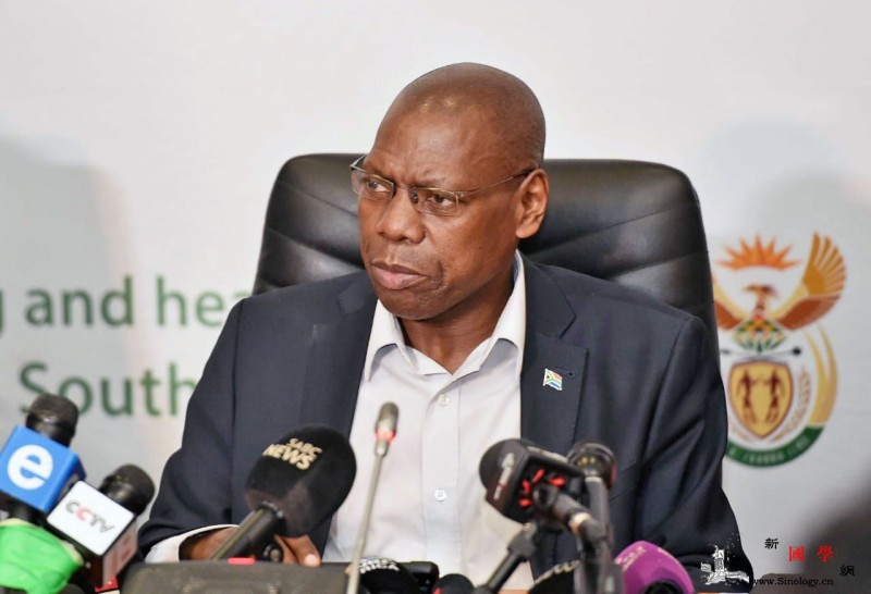 南非新增新冠肺炎确诊病例152例累计_南非-画中画-病患-