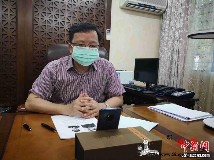 驻菲大使视频连线中国留学生:安心学习_莱西-菲律宾-连线-