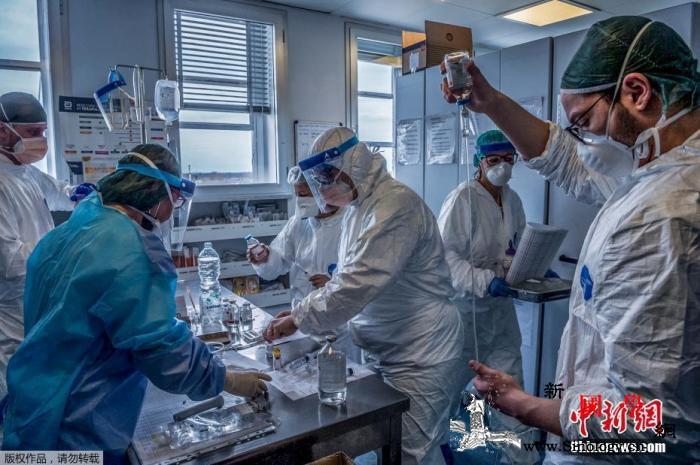 意大利单日新增确诊病例数连续4天出现_意大利-肺炎-冠状-