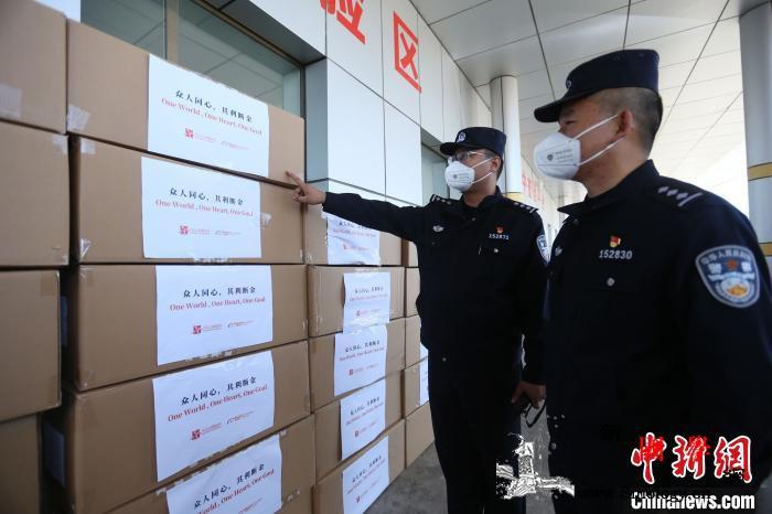 疫情面前休戚与共中国再次对蒙古国驰援_驰援-口罩-疫情-