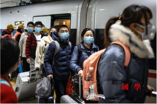 首列外省终到武汉列车抵达湖北省委书记_武汉-火车站-省委书记-
