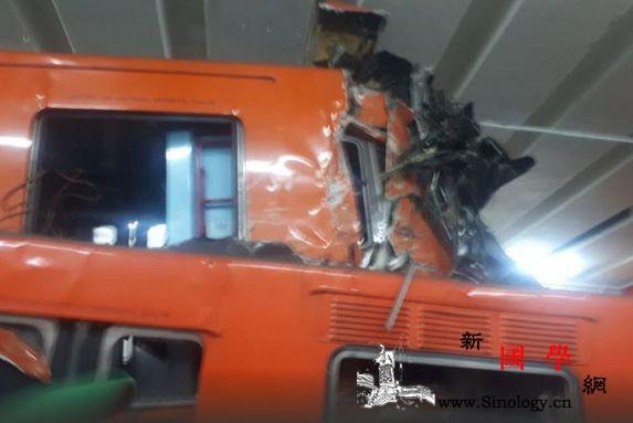 墨西哥地铁相撞事故致1死41伤系人为_墨西哥城-墨西哥-画中画-