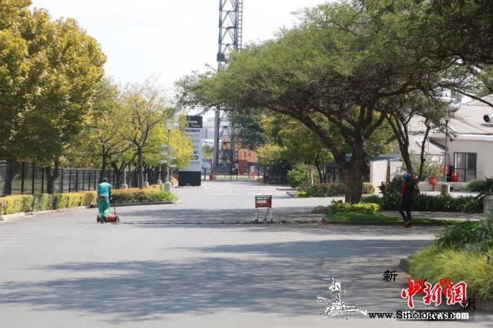 南非计划请求中国、古巴支援该国医护人_古巴-南非-约翰内斯堡-