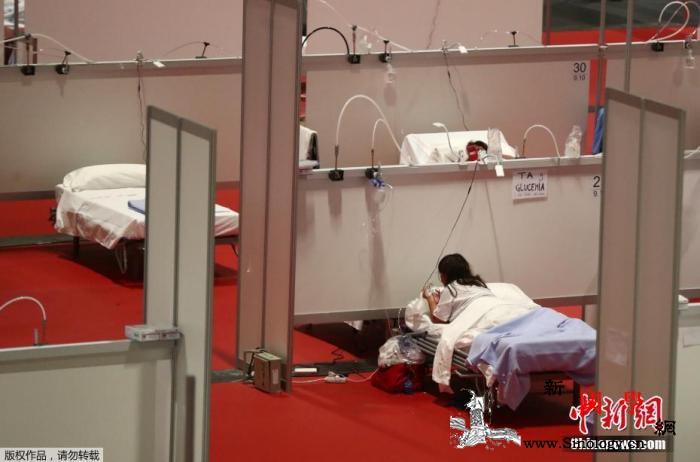 西班牙逾1.9万医务人员确诊感染13_马德里-卫生部-西班牙-