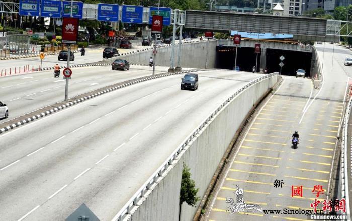 """马来西亚延长""""行动限制令""""两周至4月_吉隆坡-马来西亚-画中画-"""