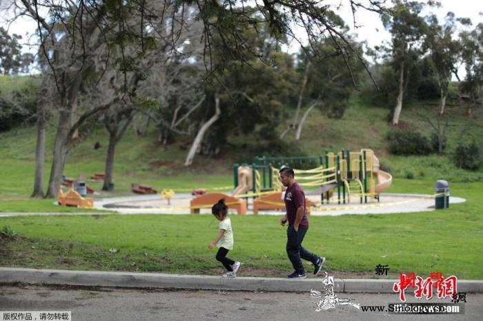 美加州州长:尚未确定重新开放日期将大_加利福尼亚州-乔治亚州-洛杉矶-