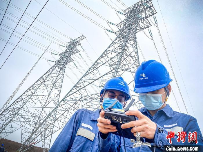 大藤峡清洁电能并网广西电网提速搭建送_广西-电网-清洁能源-