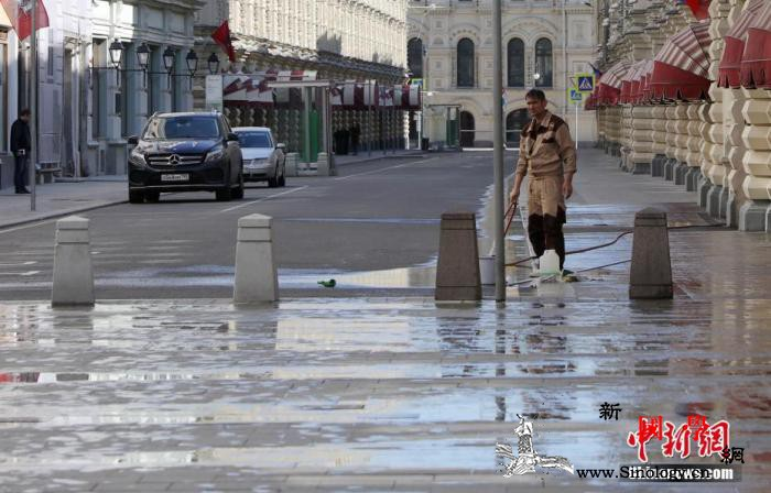 俄莫斯科副市长:该市新冠病dupoi_莫斯科-画中画-俄罗斯-