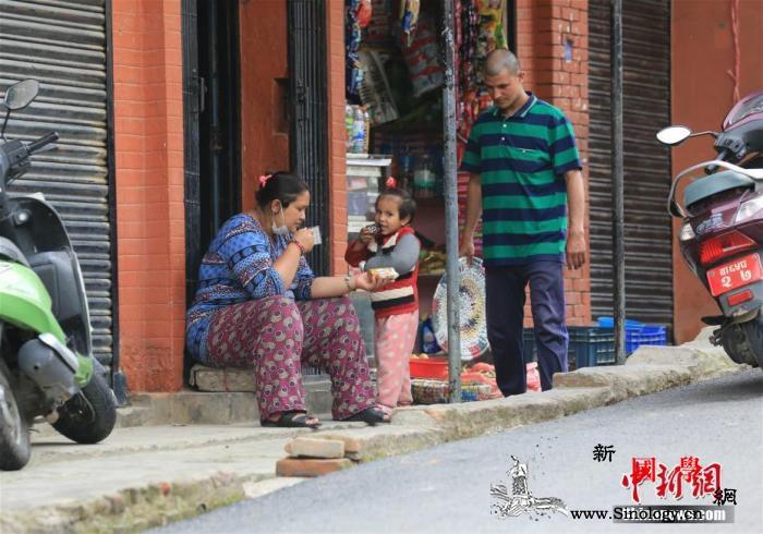 尼泊尔将全国封锁延长至5月18日_加德满都-尼泊尔-画中画-