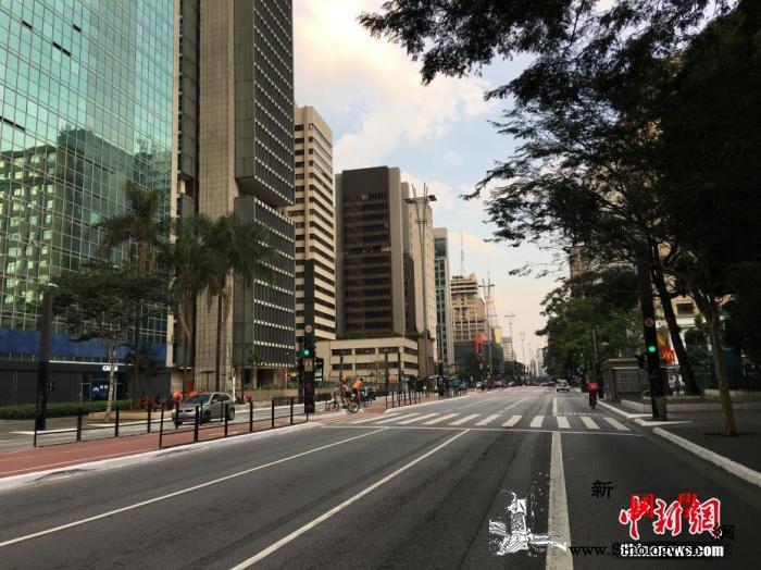 中国工商银行向巴西圣保罗州政府捐赠防_圣保罗-巴西-疫情-