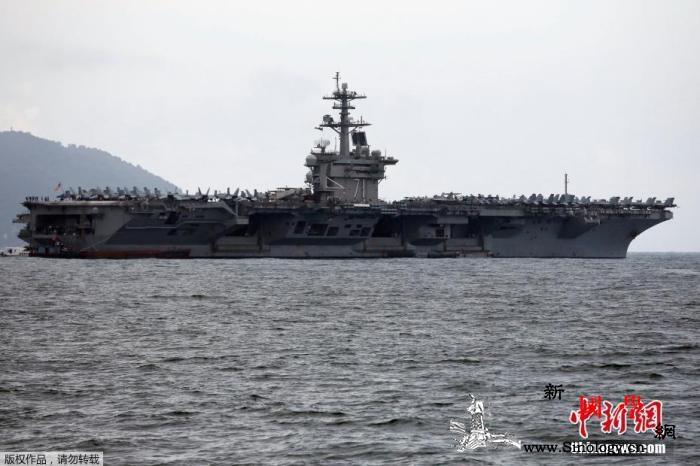 累计13人新冠检测复阳美国罗斯福号航_罗斯福-岘港-水手-