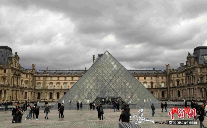 重新开放限制多后疫情时代参观博物馆_卢浮宫-重开-访客-