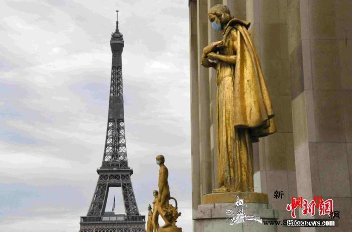 马克龙和默克尔将举行视频会议拟提出欧_画中画-解封-巴黎-